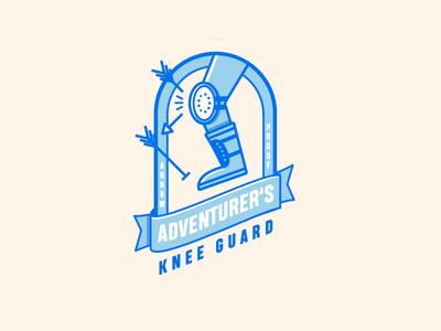 Adventurer's Knee Guard