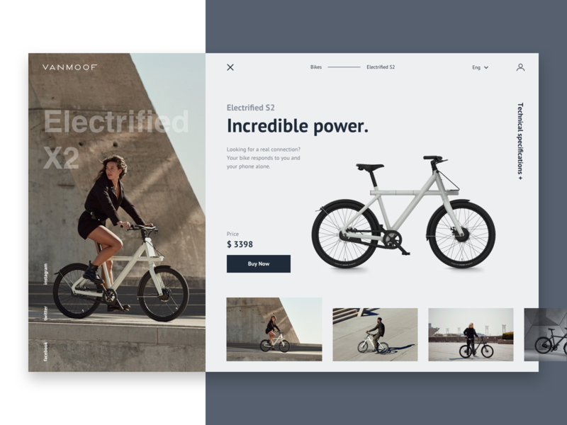3.0 Concept dribbble ecommerce layout shop bike userexperiance concept white design inspiration ui ux design ui design ux design ux ui