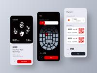 Event Application - Concept