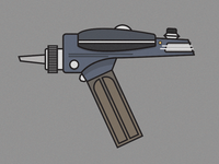 Type-2 Hand Phaser
