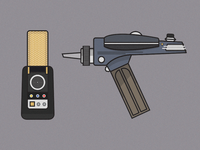 Phaser & Communicator