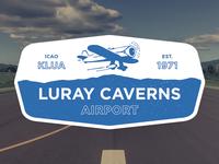 Luray Caverns Airport