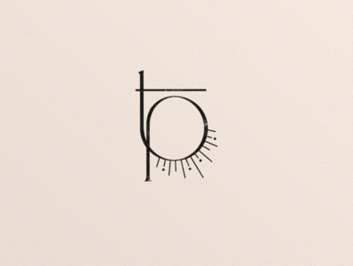 logo stamp for an upcoming brand launch
