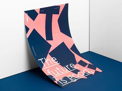 Good Poster future apercu tumble pink poster