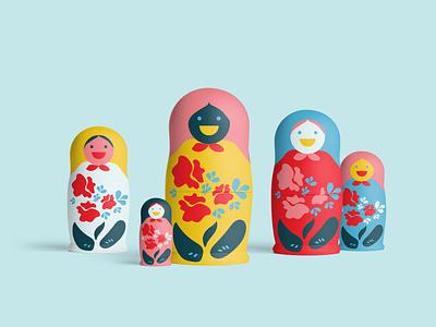 😃🗿💅 identity branding identity atlanta nesting dolls
