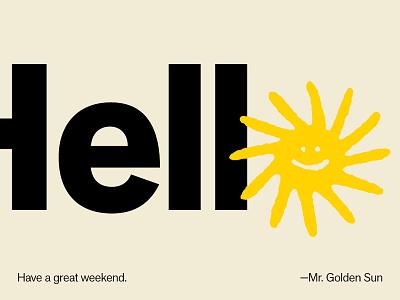 weekend 🌞 vibes