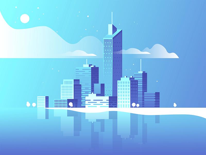 Blue city3
