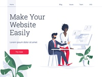 Make your website