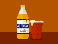 40 Friday