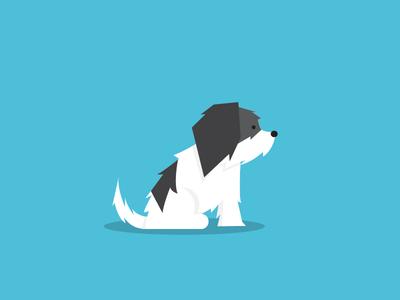 Puppy illustration puppy dog