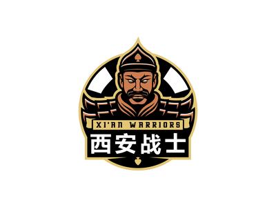 Xi'an Warriors Poker Team Logo