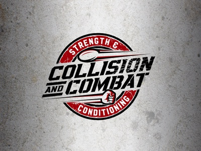 Collision And Combat Strength & Conditioning Logo