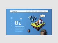 ITMS website, desktop
