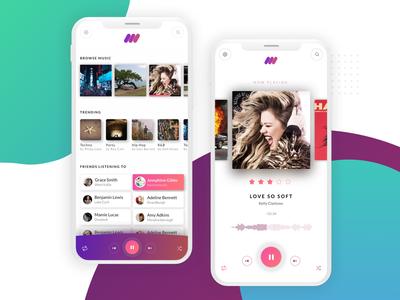 Iphone App - Muse