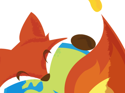 Firefox Logo Redesign firefox logo icon brand branding mozilla