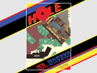 Tokyo Lucky Hole Poster