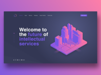 Design for blockchain service