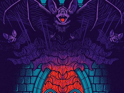 Bat tessellation bat tessellation metamorphosis