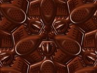 chocolate parrots