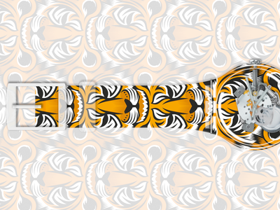 Swatch pattern tiger swatch tessellation