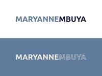 Maryanne Mbuya Logo