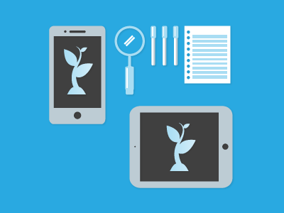 Sproutmind iphone ipad health icons