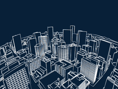 City Background city background buildings illustration outlines