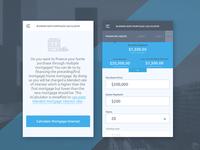 Mortgage Mobile App Calculator