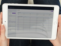 Dashboard Tables and Filters