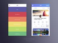 Questions app