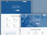 Corporate Website Exploration