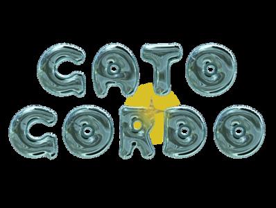 GATO GORDO Logo Design