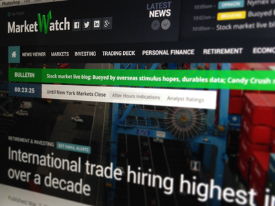 MarketWatch Featured Article (desktop)