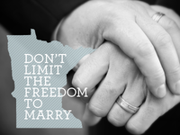 Minnesotan's Freedom to Marry