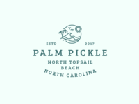 Logo Concept for Palm Pickle