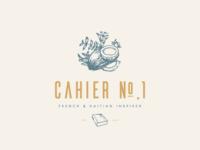 Logo Concept for Cahier No.1