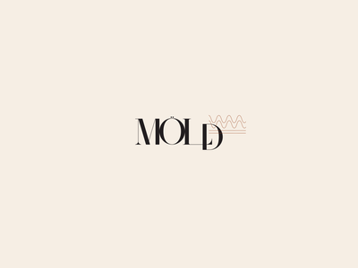 Möld Coffee House Branding packaging coffee shop branding modern branding branding mockup coffee shop bold modern