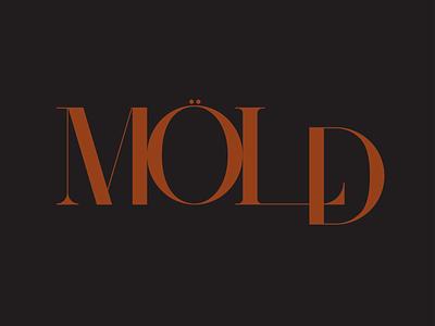 Möld Coffee House Branding packaging modern branding modern mockup coffee shop branding coffee shop branding bold
