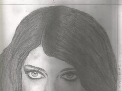 Sketch Aishwarya