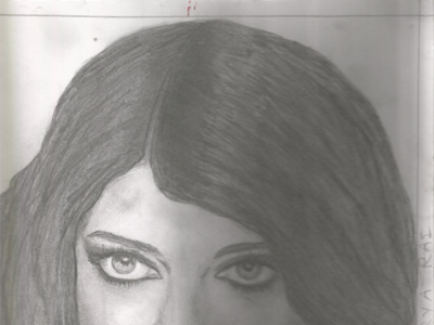 Sketch Aishwarya design