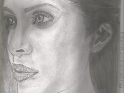 Sketch Priyanka Chopra
