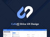 CollaIO Drive UX Design ( Concept )