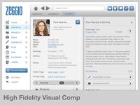 Zeggio High Fidelity Visual Comp