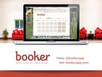 Booker Presentation Slide 1