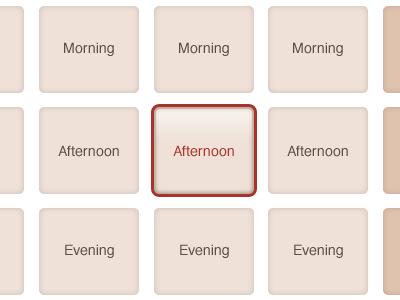 Booker App Zoom booker app zoom ui interface buttons