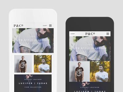 P&Co Mobile Developments