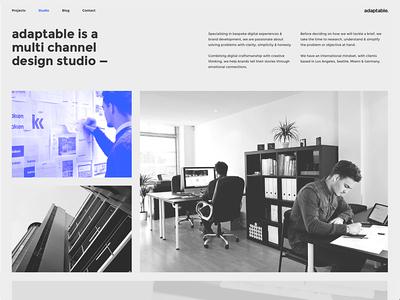 adaptable Studio