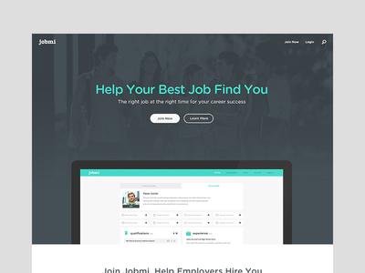 Jobmi Homepage