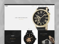 Rotary Watches Website