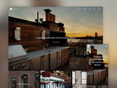 Homepage Design home hero web clean simple responsive fashion brand dr. martens martens footwear boots